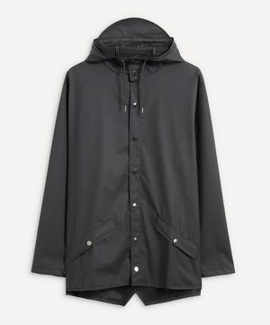 Long Water-Resistant Jacket