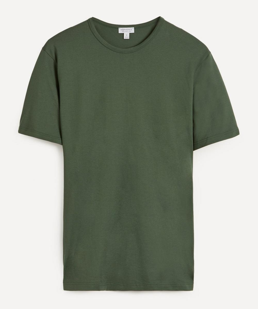 Sunspel - Classic Cotton T-Shirt