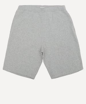 Cotton Loopback Track Shorts