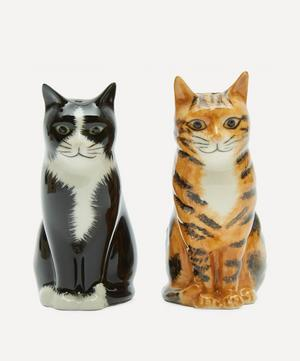 Rueben and Sparky Salt and Pepper Shakers