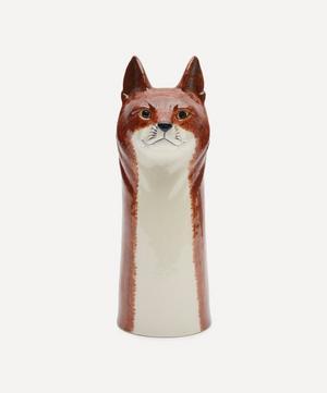 Large Fox Vase