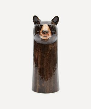 Large Bear Vase
