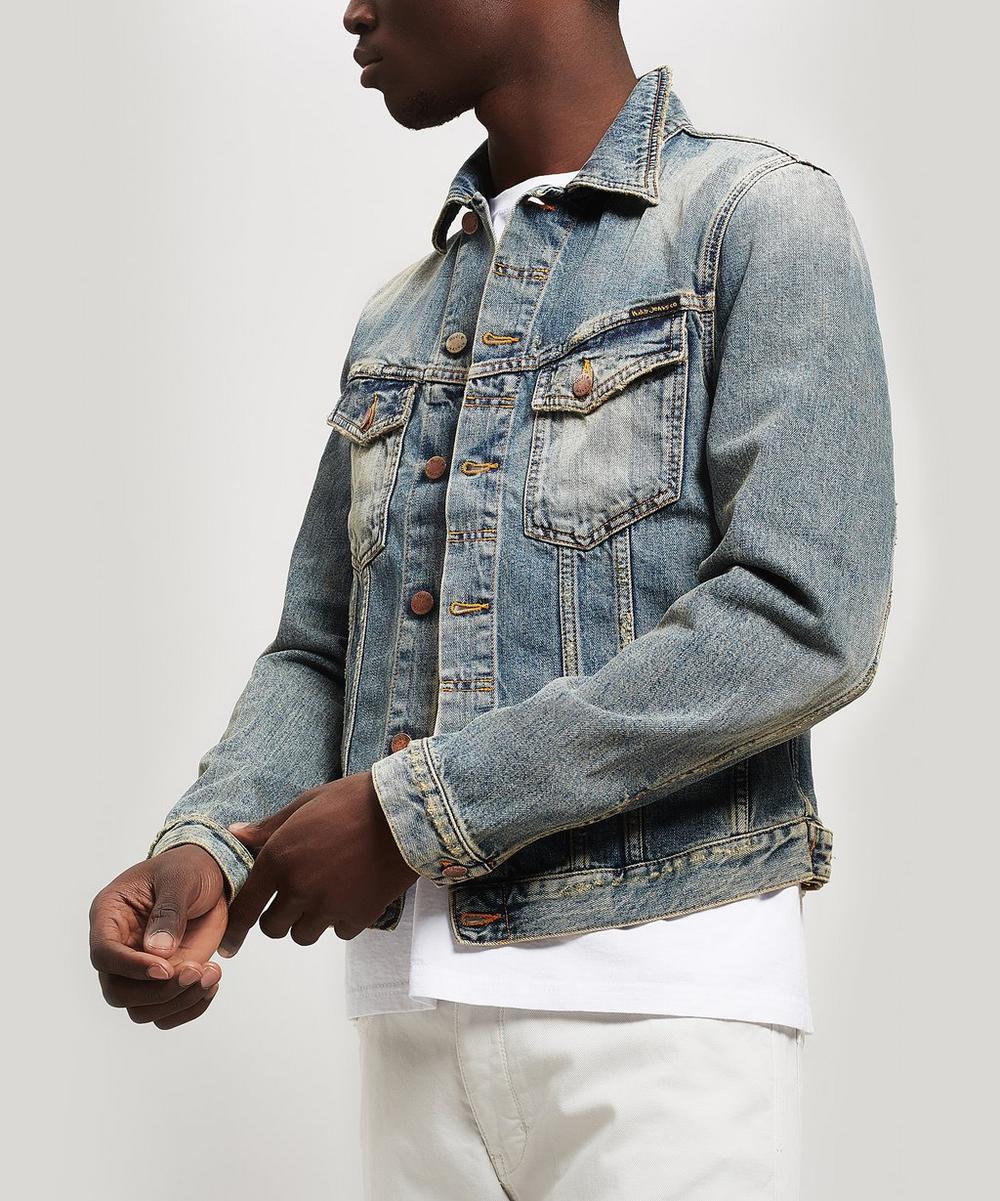 Nudie Jeans - Billy Shimmering Indigo Denim Jacket