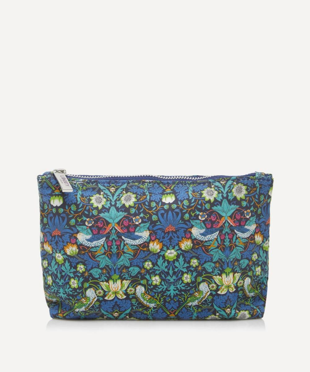 Liberty London - Small Strawberry Thief Wash Bag
