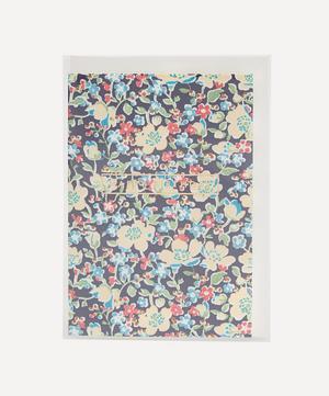John Cotton-Covered Happy Birthday Card