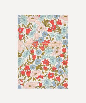 Poppy Daisy Cotton-Covered Happy Birthday Card
