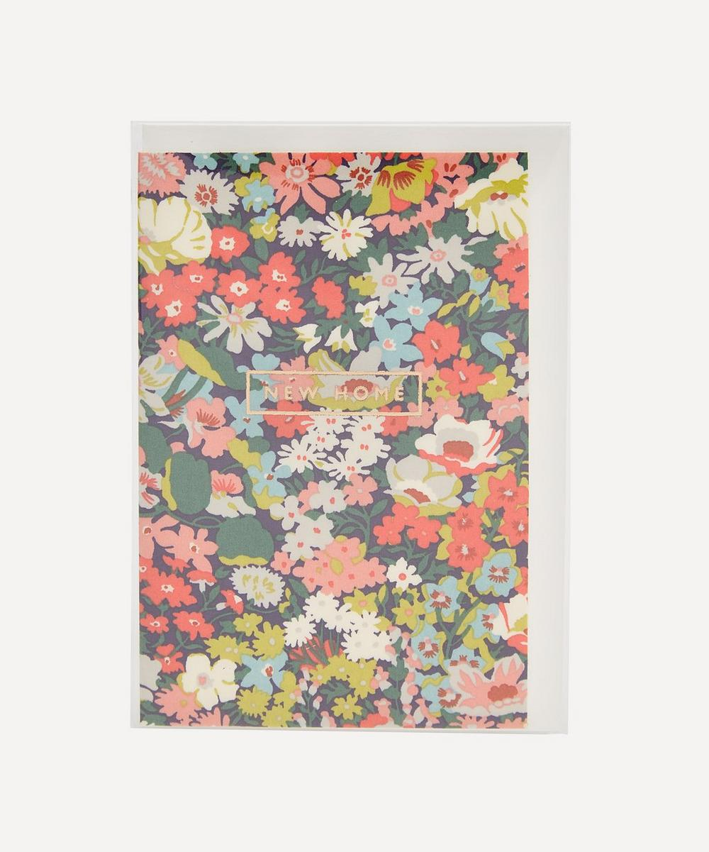Liberty - Thorpe Cotton-Covered New Home Card