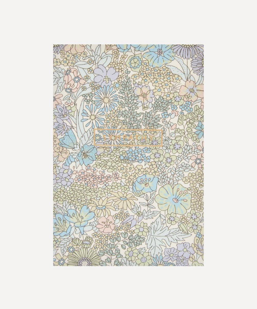 Liberty - Margaret Annie Cotton-Covered Sympathy Card