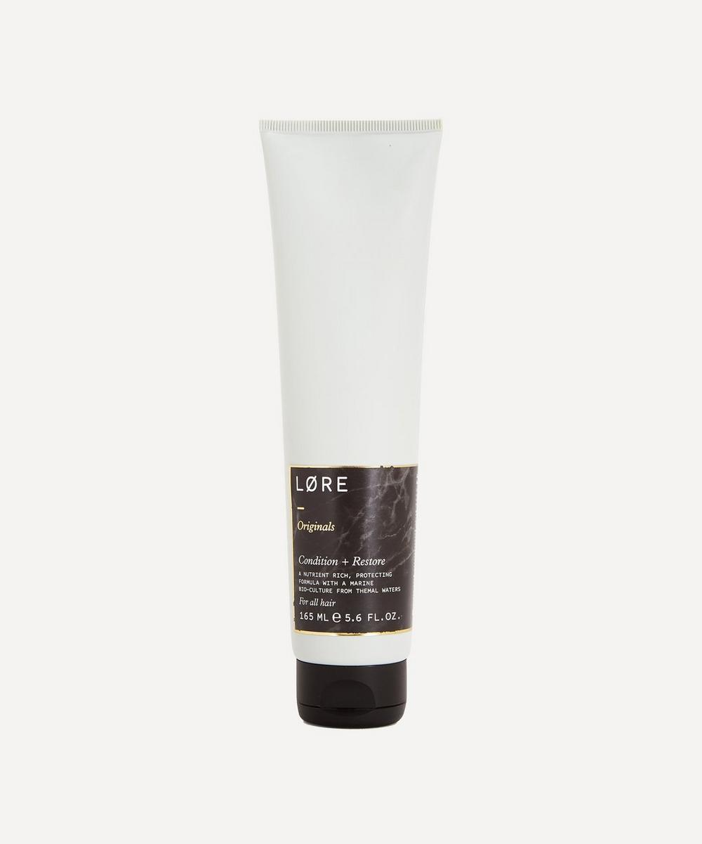 Løre Originals - Condition and Restore Conditioner 165ml