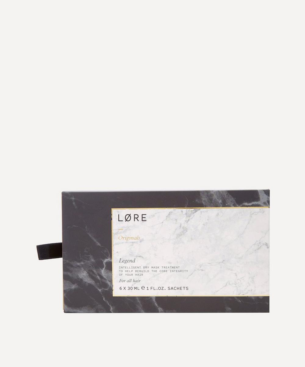Løre Originals - Legend Dry Hair Masks