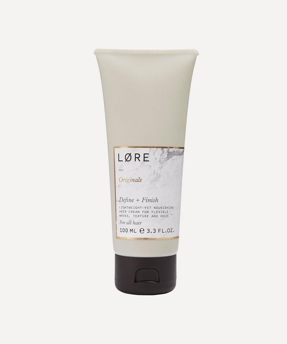 Løre Originals - Define and Finish Styling Cream 100ml