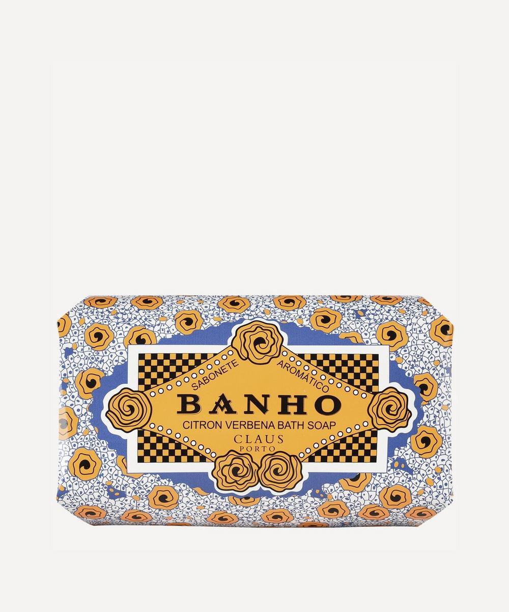 Claus Porto - Banho Citron Verbana Bath Soap 350g