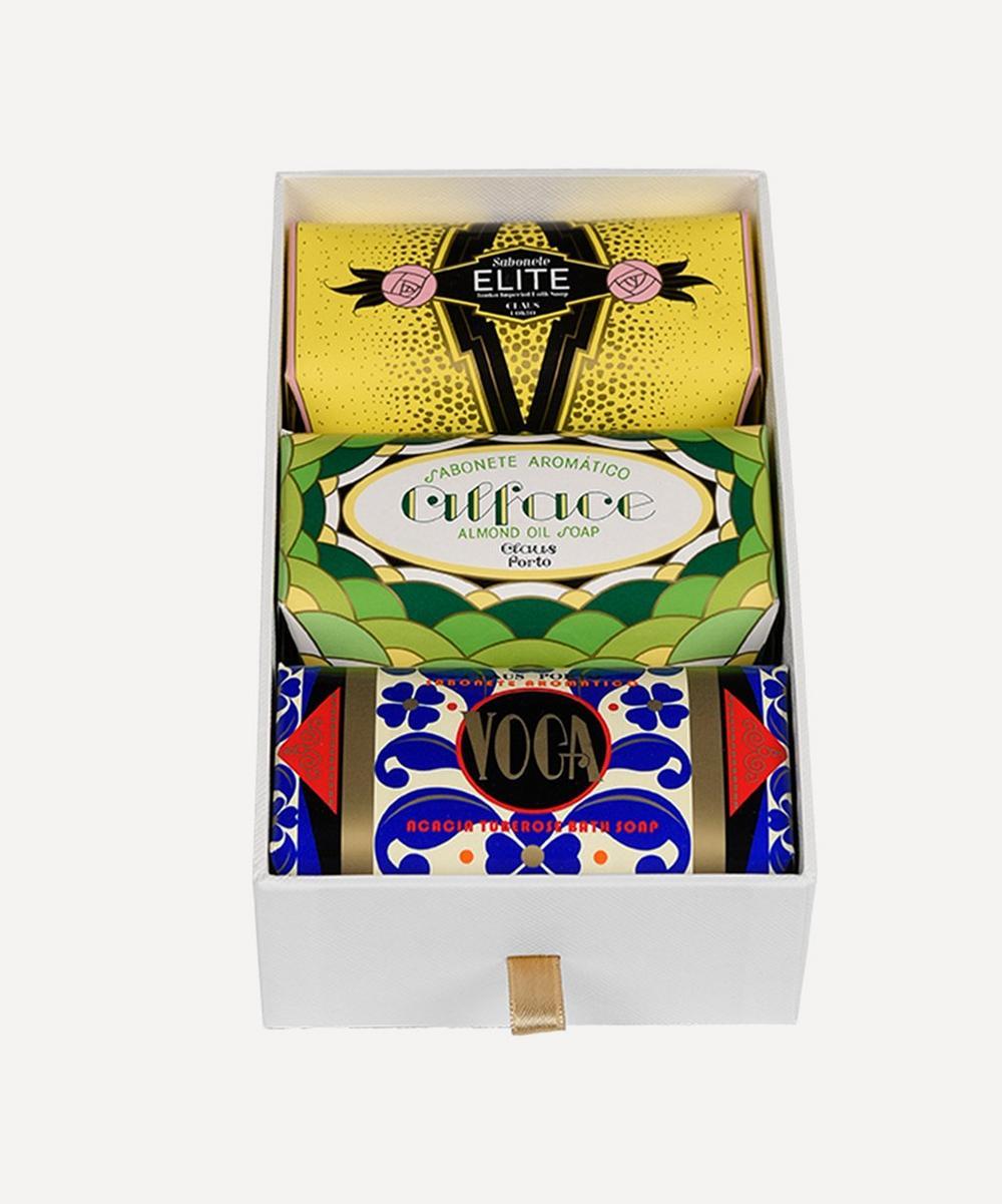 Claus Porto - Bar Soap Set