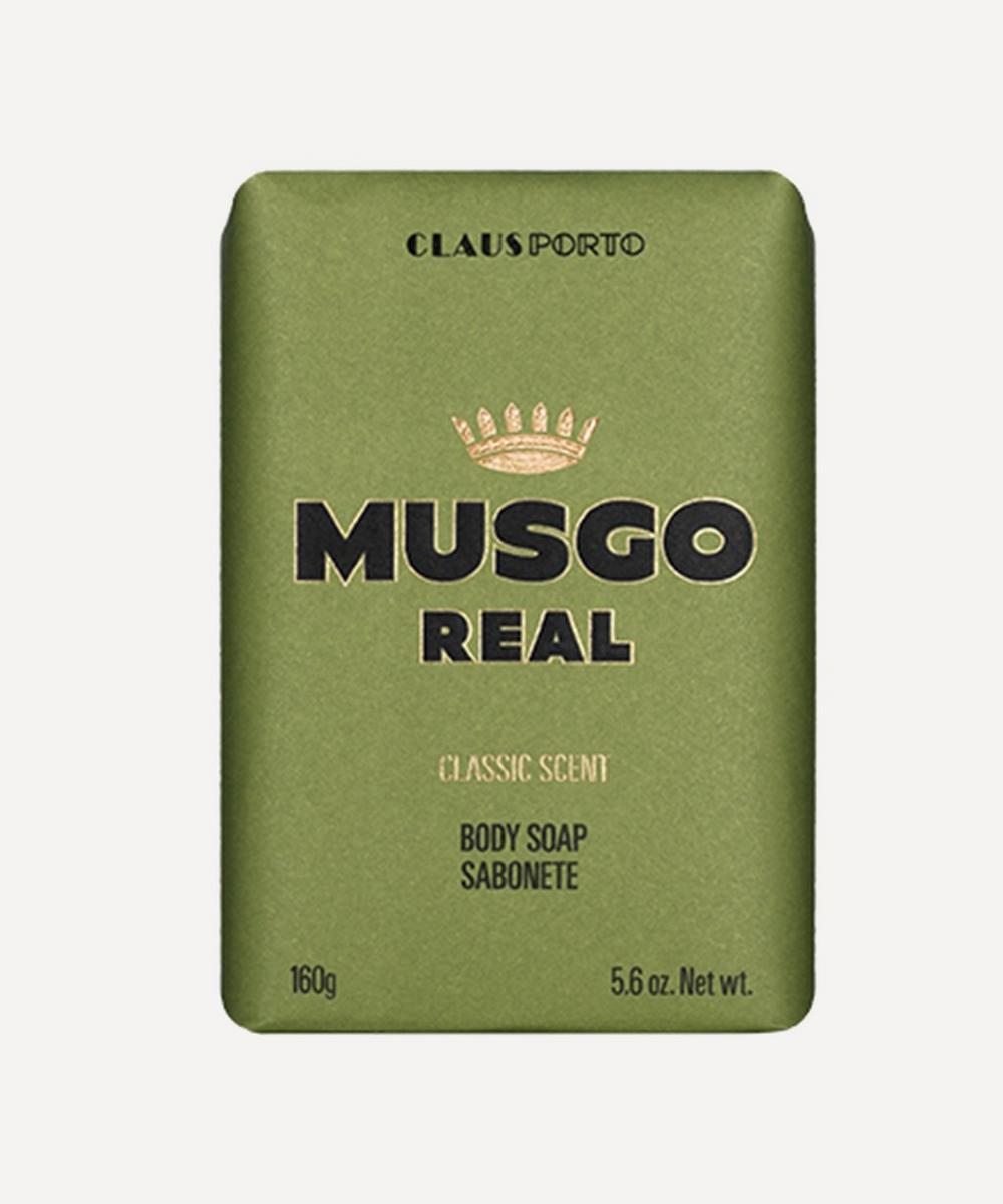 Claus Porto - Musgo Real Classic Scent Body Soap 160g