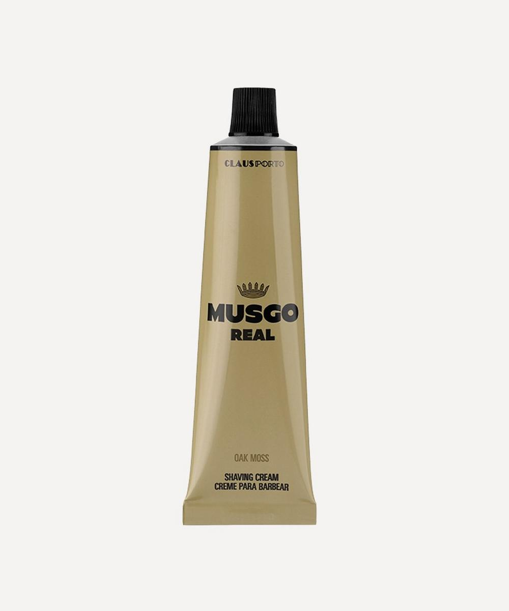 Claus Porto - Musgo Real Oak Moss Shaving Cream 100ml