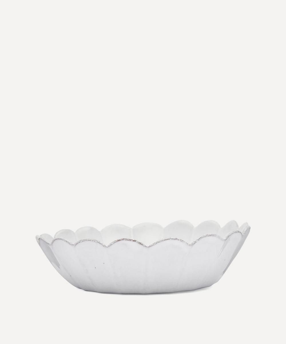 Astier de Villatte - Marguerite Soup Plate
