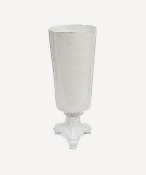 Lion Large Vase