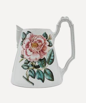 Painted Rose Pitcher
