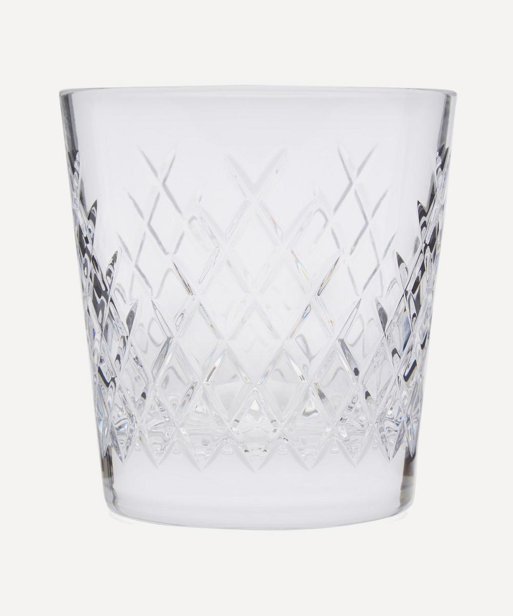 Soho Home - Barwell Cut Crystal Rocks Glass