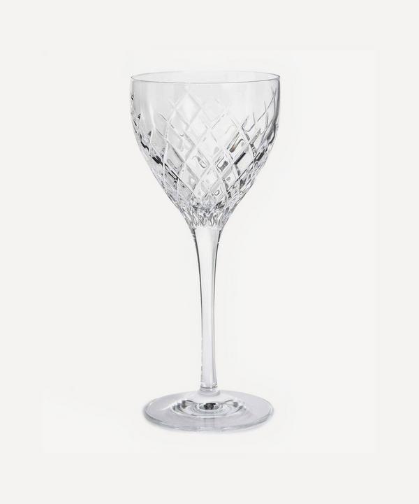 Soho Home - Barwell Cut Crystal Red Wine Glass