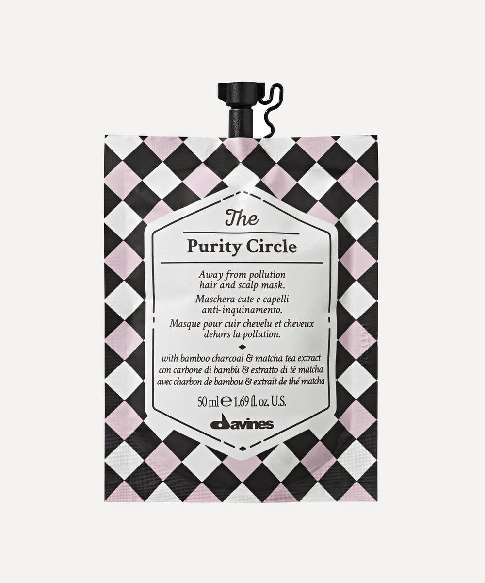 Davines - The Purity Circle Hair Mask 50ml