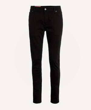 North Stay Black Straight Fit Jeans