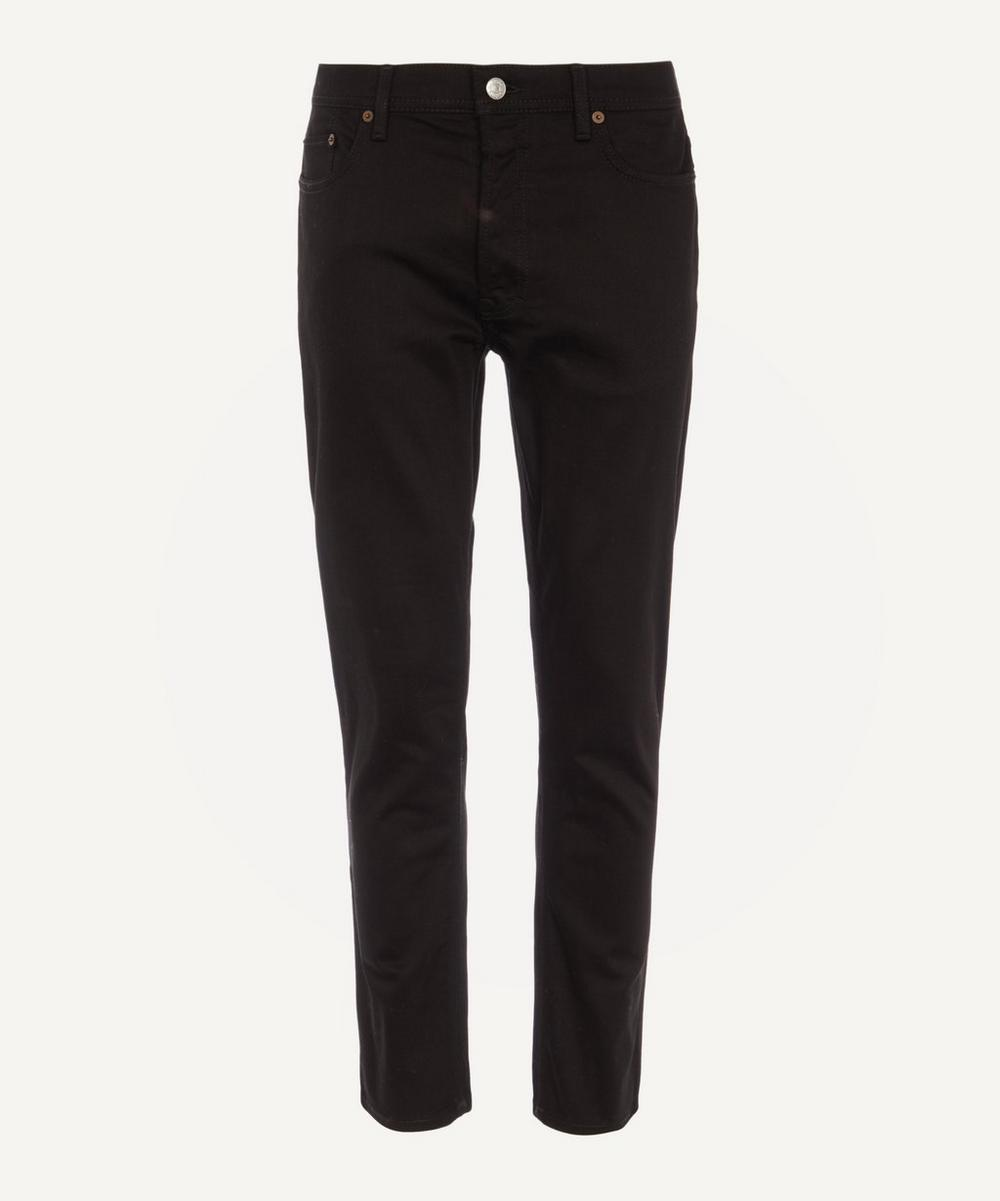 Acne Studios - River Stay Black Straight Fit Jeans
