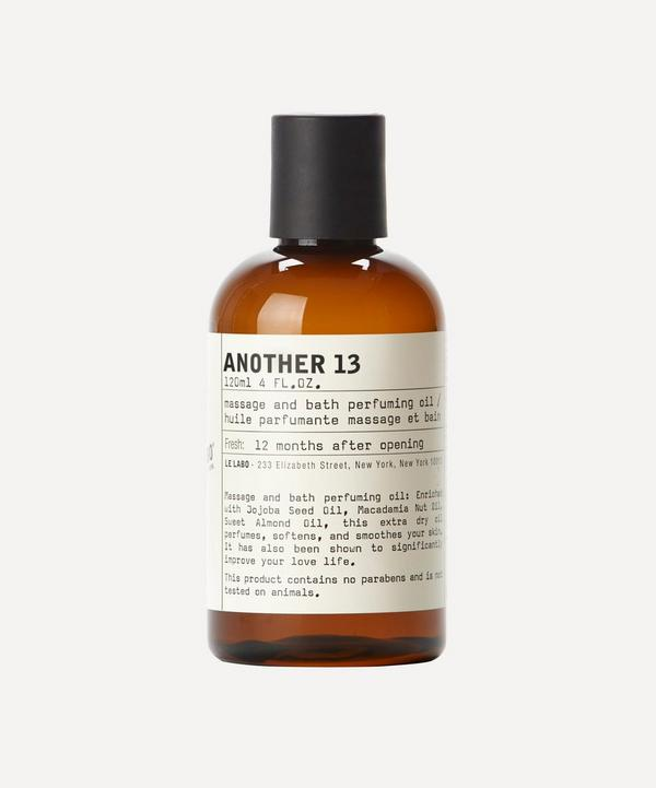 Le Labo - AnOther 13 Bath and Body Oil 120ml