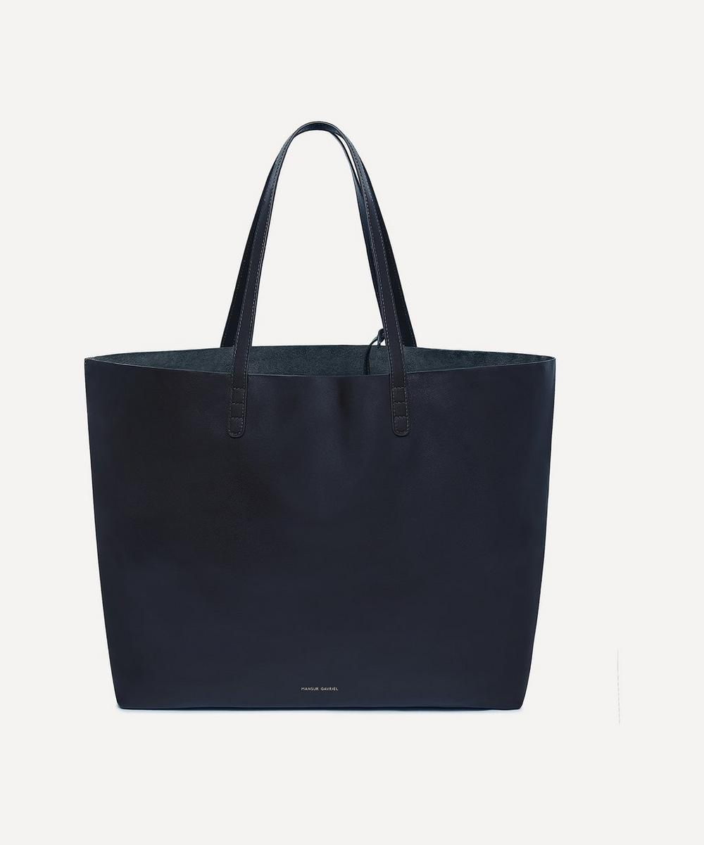 Mansur Gavriel - Lambskin Oversized Tote Bag