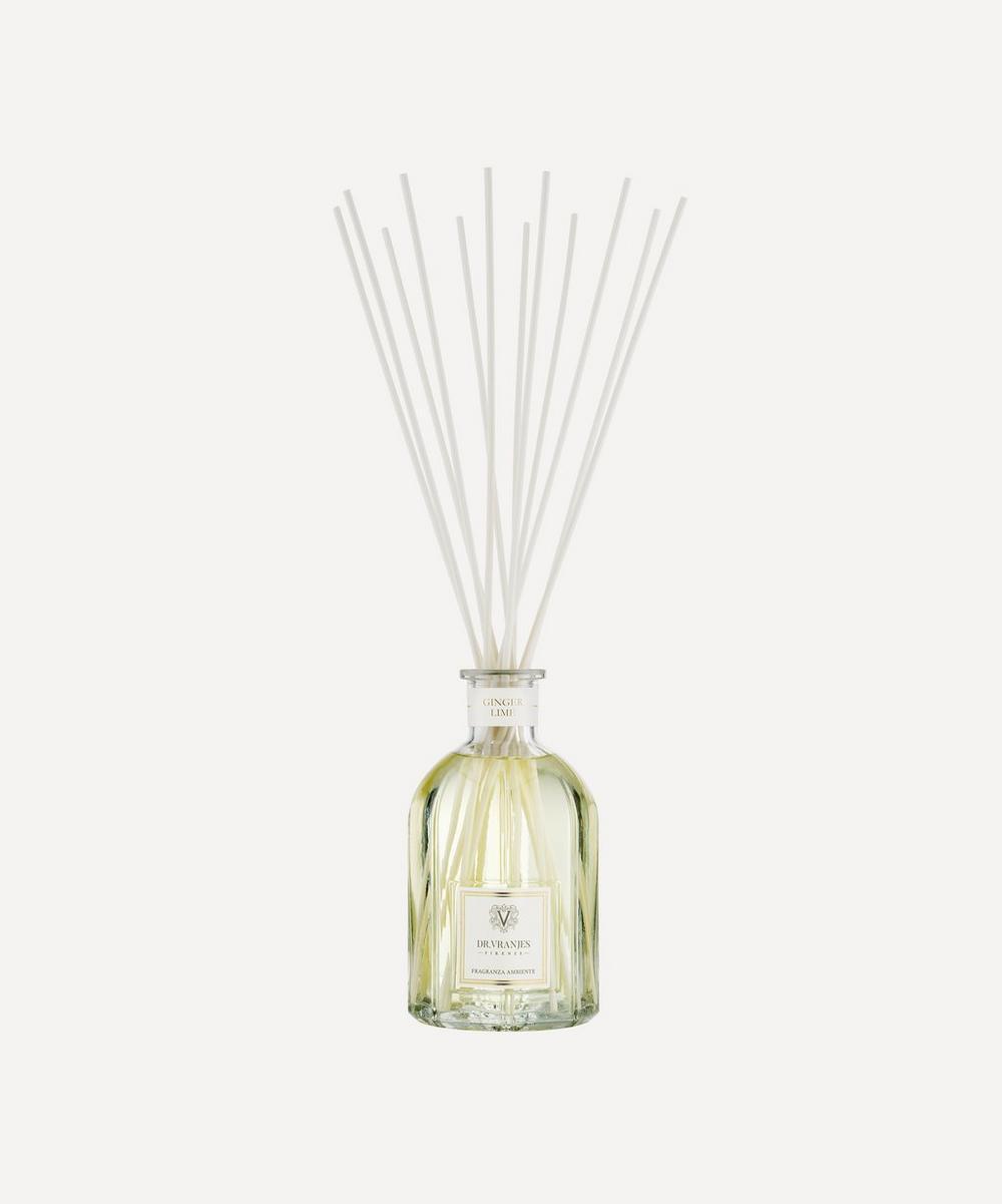 Dr Vranjes Firenze - Ginger & Lime Fragrance Diffuser 1250ml