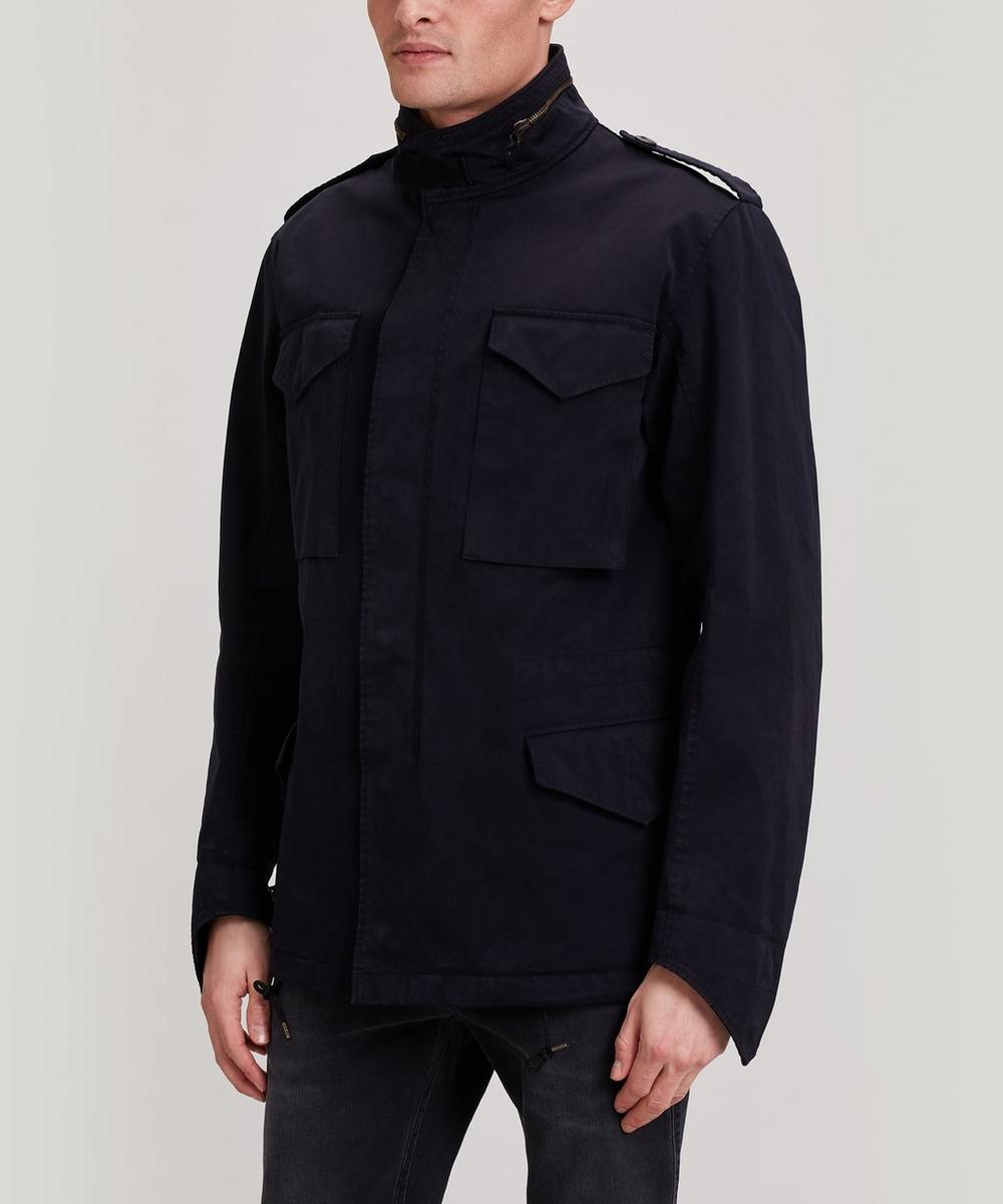 Ten c - Garment Dyed Field Jacket