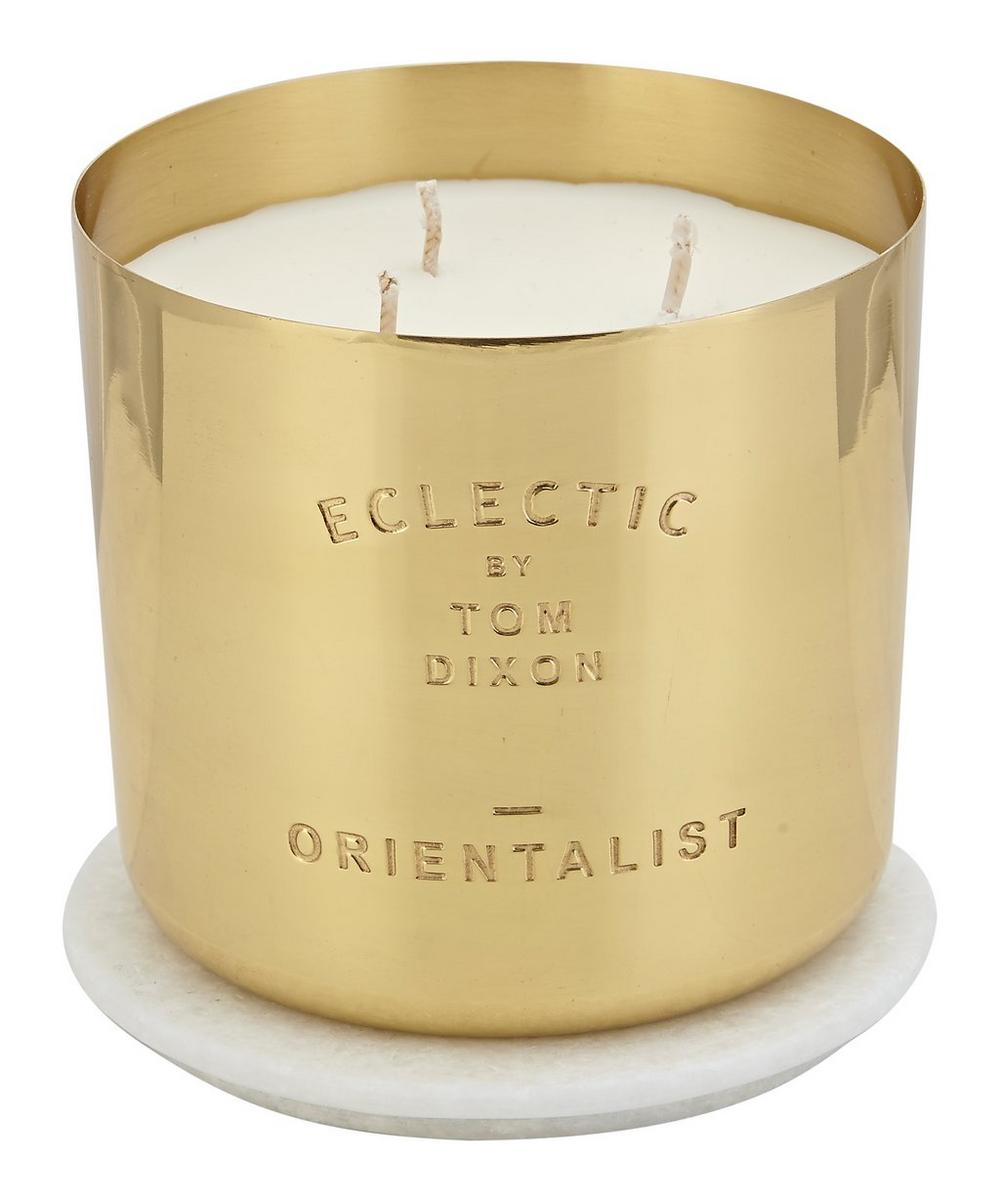 Tom Dixon - Large Eclectic Orientalist Candle 700g