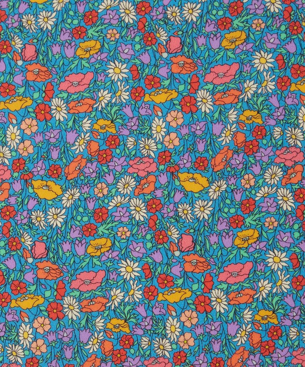 Liberty Fabrics - Poppy Park Crepe de Chine