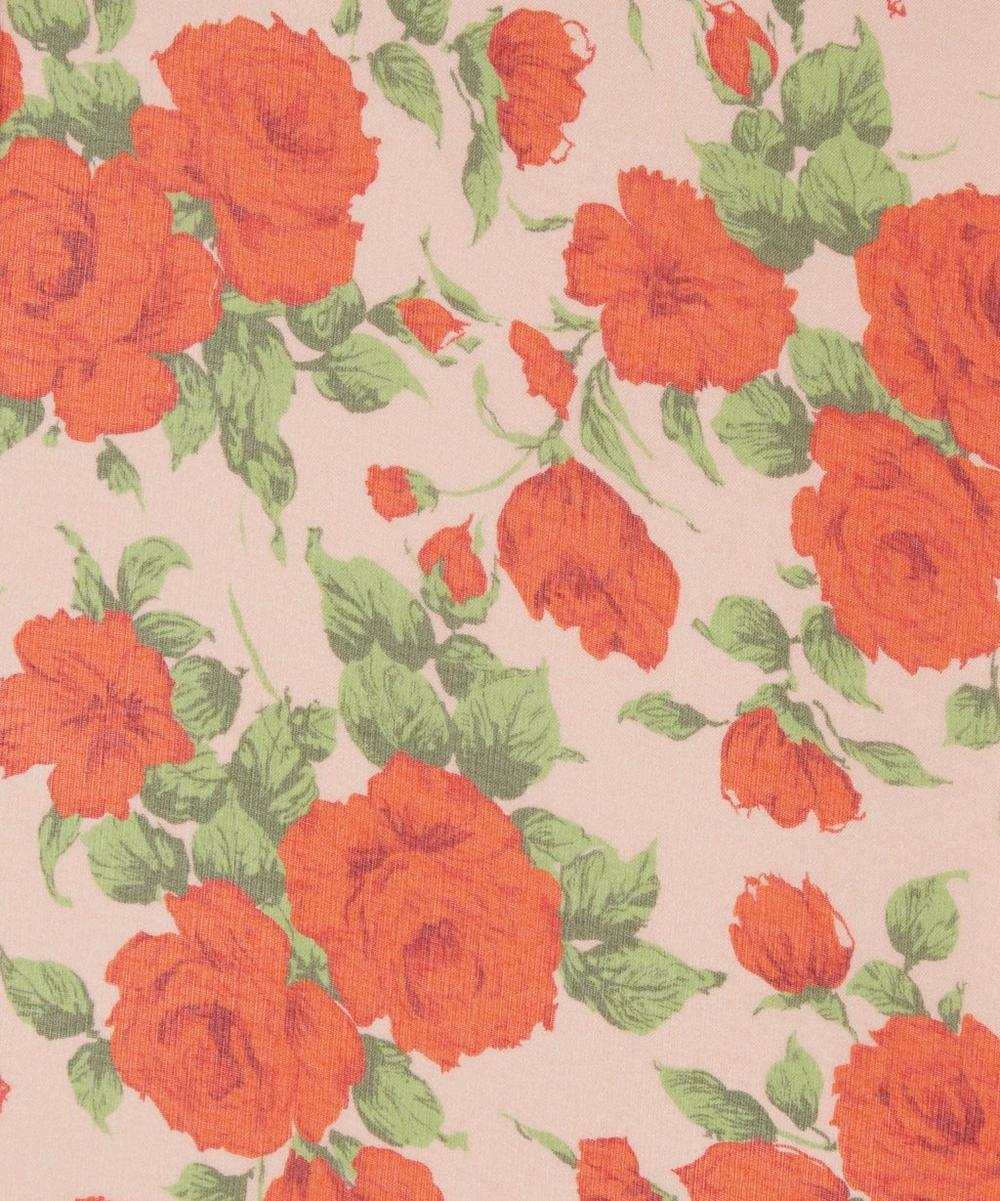 Liberty Fabrics - Carline Rose Silk Chiffon