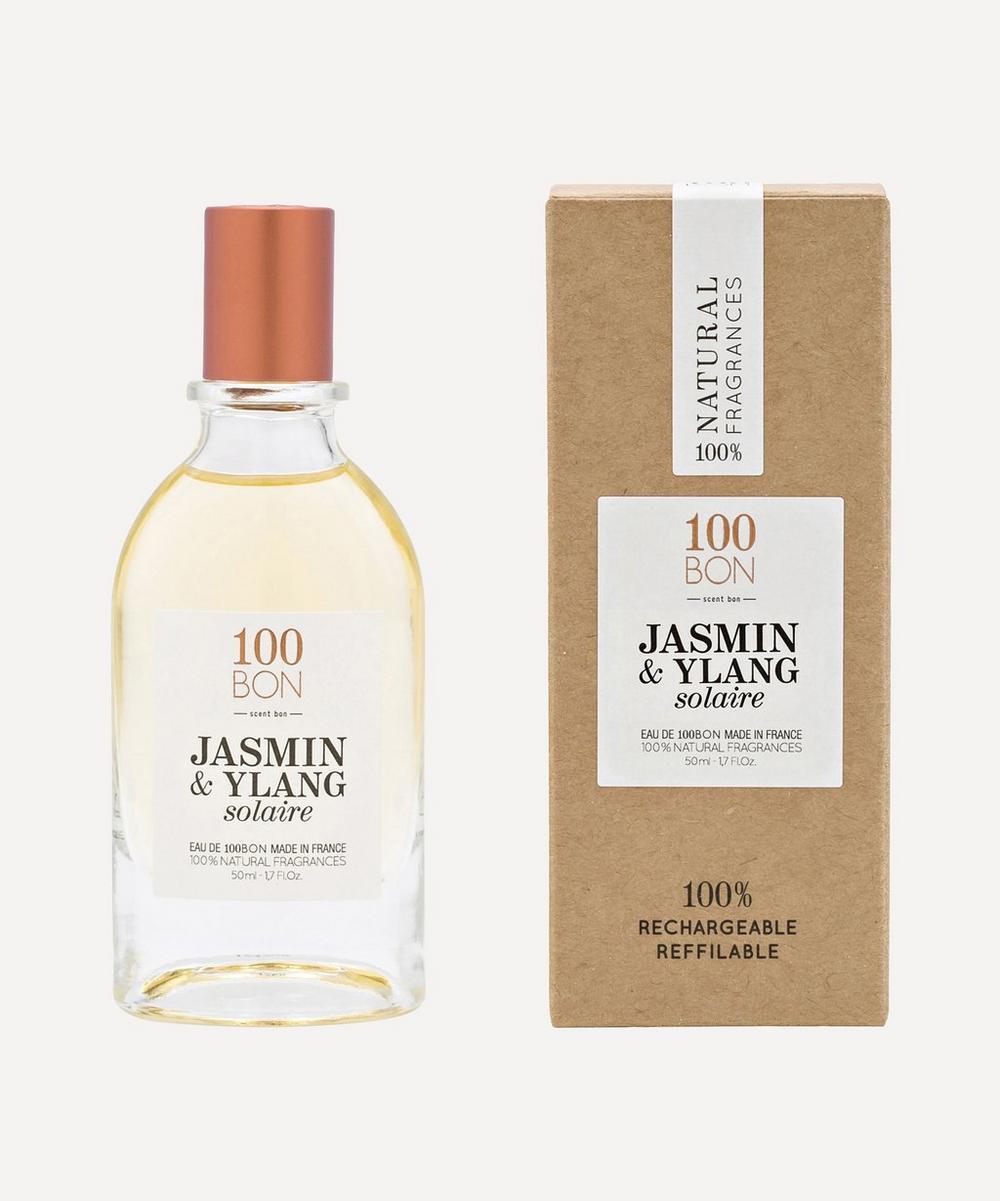 100 Bon - Jasmine and Ylang Solaire Eau de Parfum 50ml