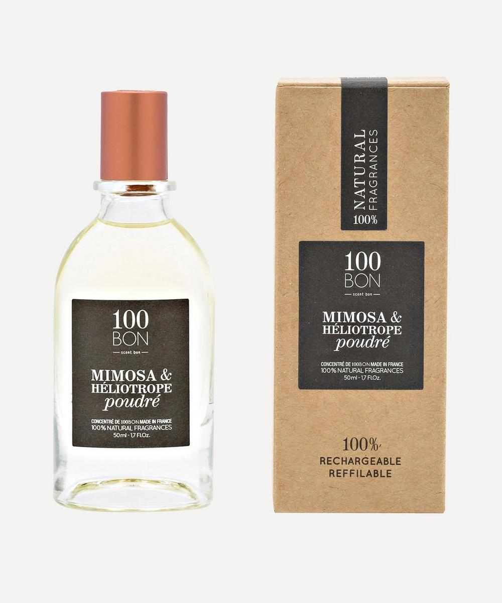 100 Bon - Mimosa and Héliotrope Poudré Eau de Parfum Concentrate 50ml