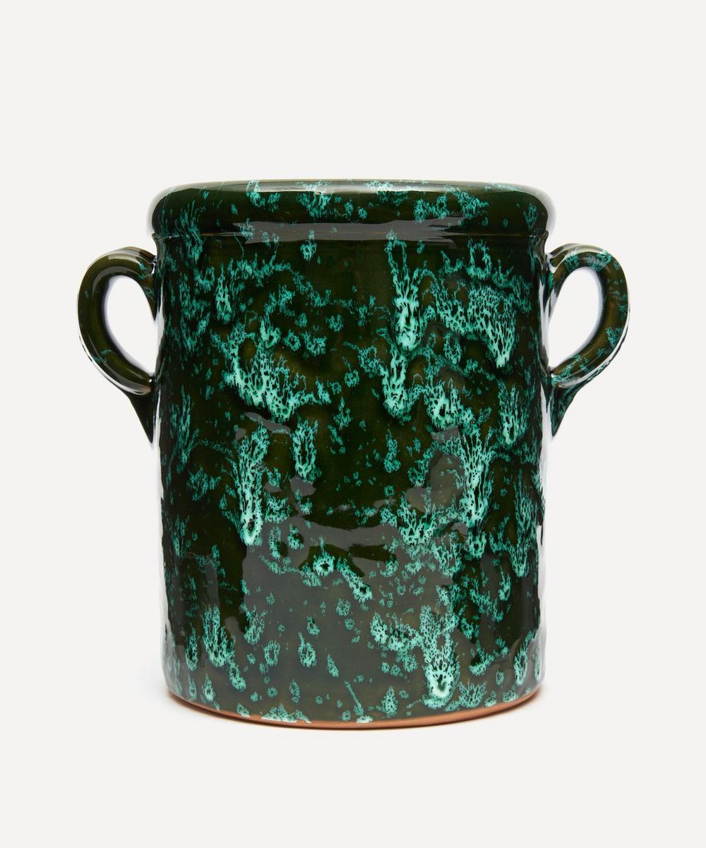 Emma Cerasulo - Medium Splatter Jar