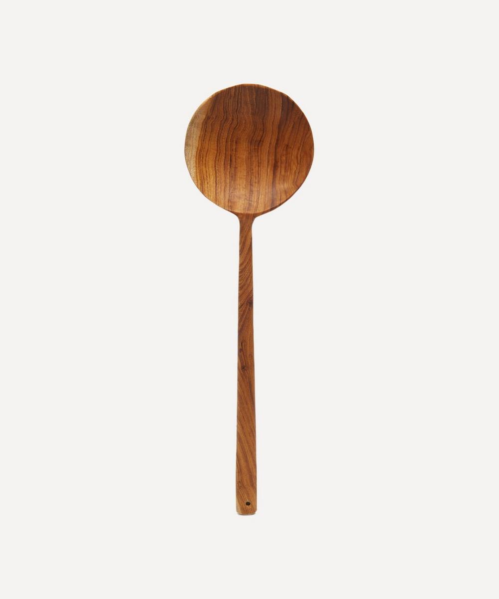 HK Living - Wooden Ladle
