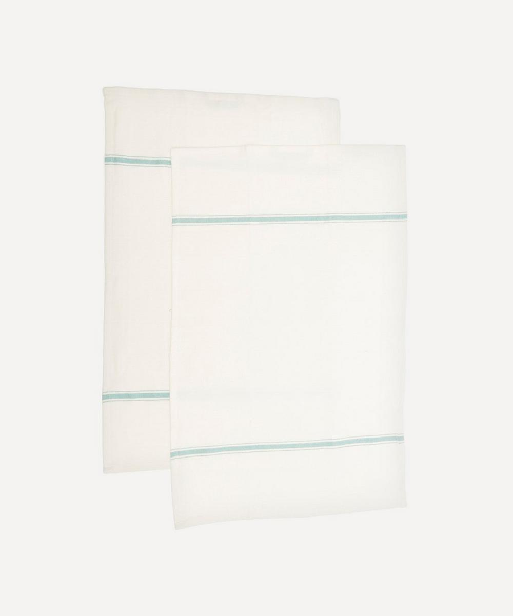 Hay - Hay Striped Tea Towels Set of Two