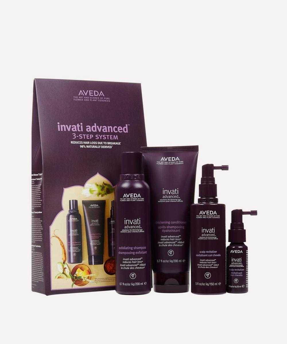 Aveda - Invati Advanced 3-Step System Set