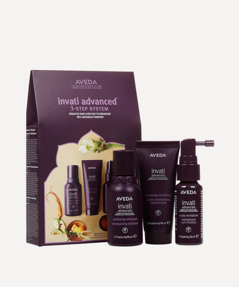 Aveda - Invati Advanced 3-Step System Travel Size Set