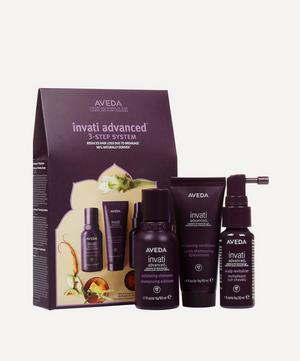 Invati Advanced 3-Step System Travel Size Set