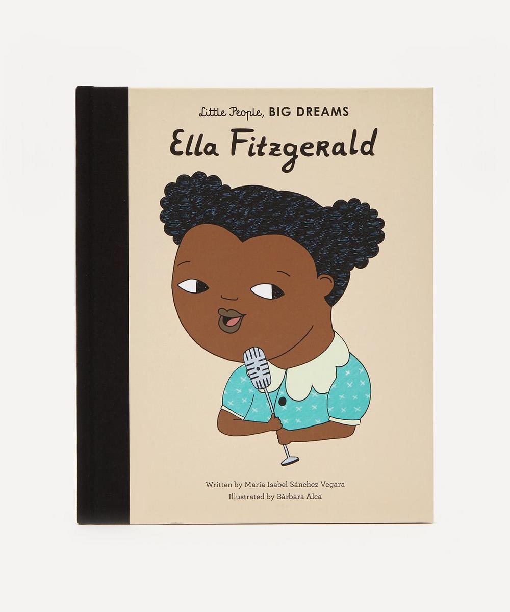 Bookspeed - Little People Big Dreams Ella Fitzgerald