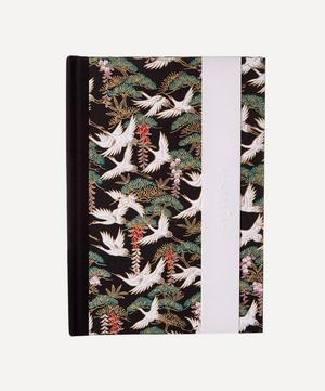 Flying Cranes Medium Journal