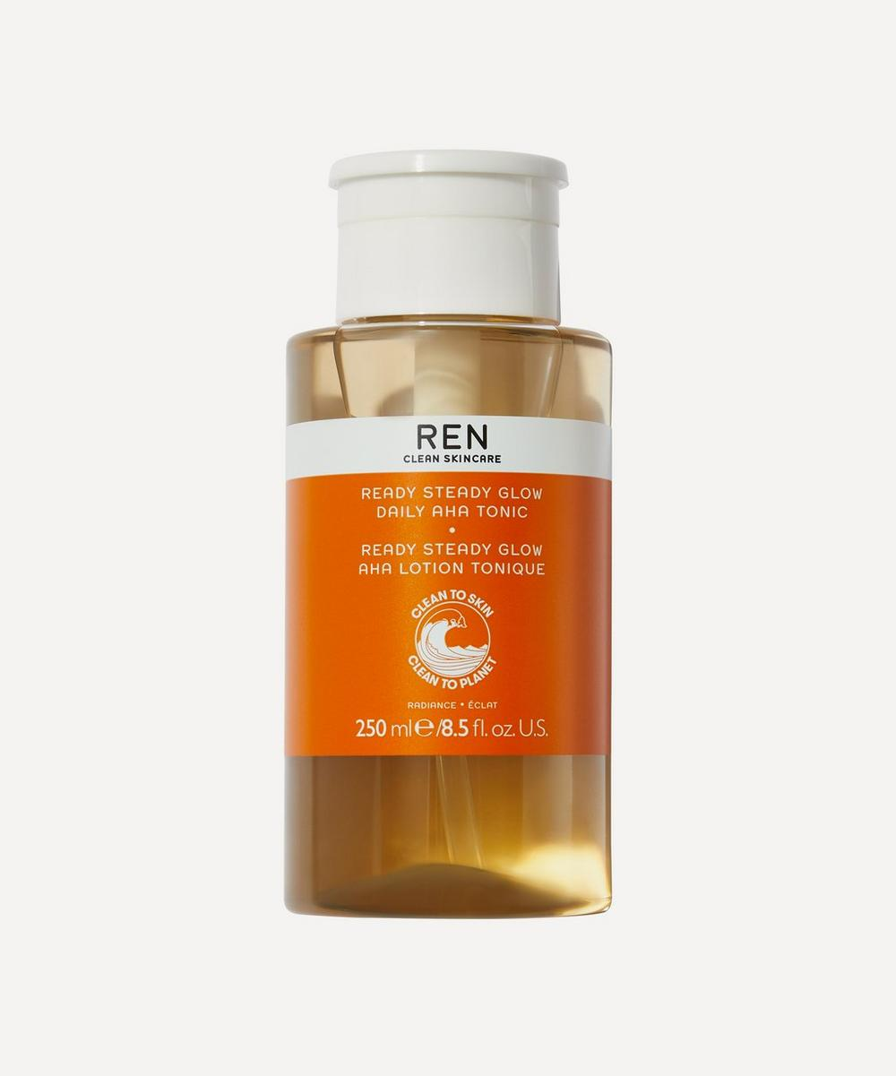 REN Clean Skincare - Ready Steady Glow Daily AHA Tonic 250ml