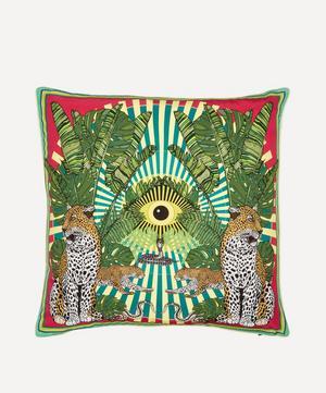Eye of the Leopard Cushion