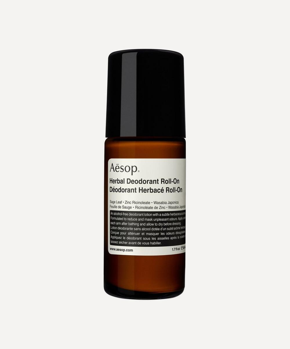 Aesop - Herbal Deodorant Roll-On 50ml