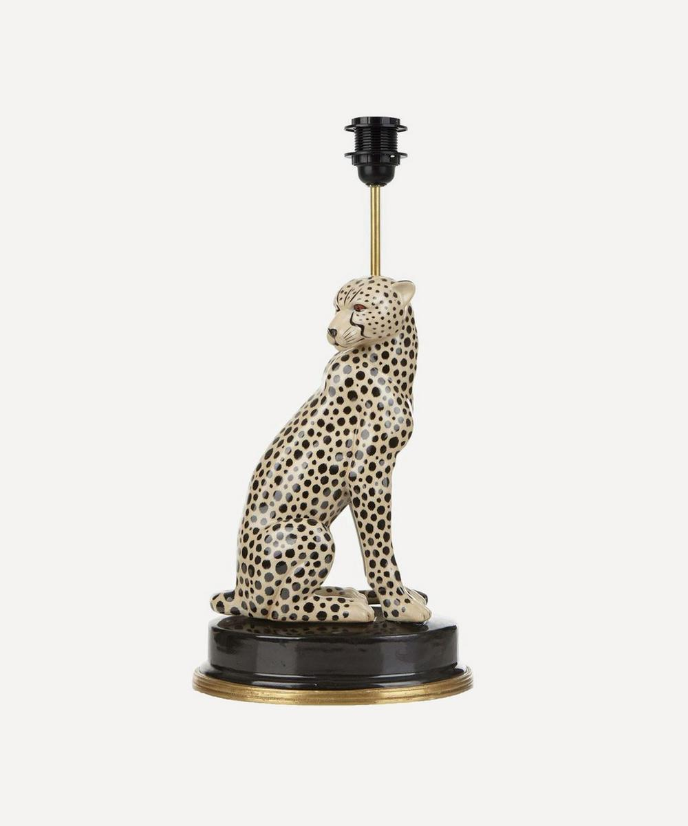 House of Hackney - Cheetah Lampstand