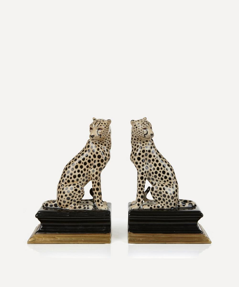 House of Hackney - Cheetah Bookends