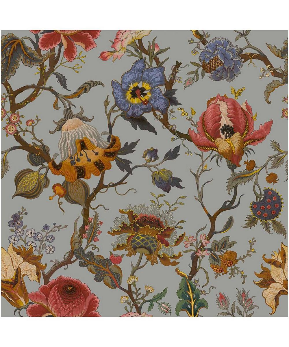 House of Hackney - Dove Grey Artemis Wallpaper